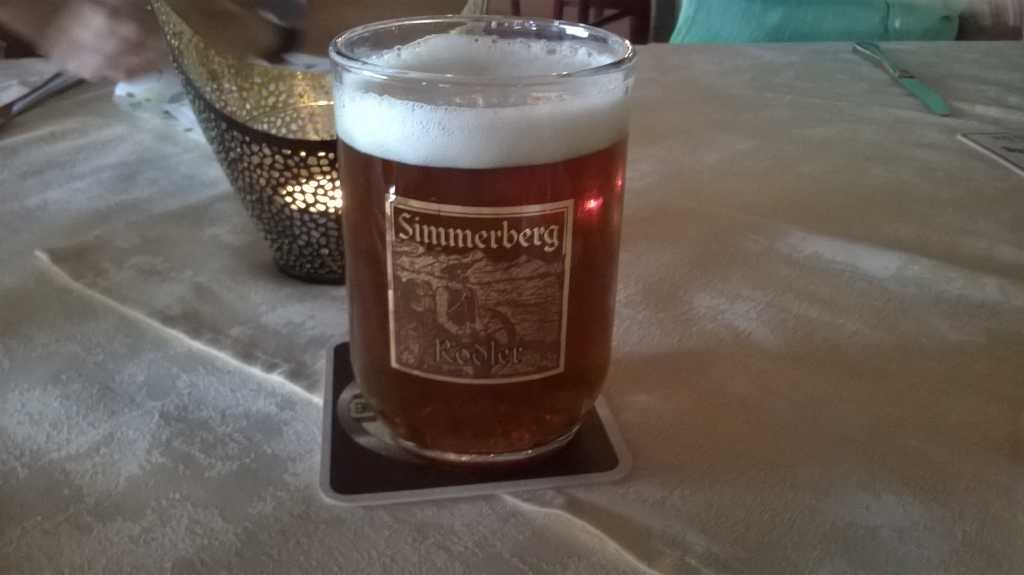 Simmerberg Kellerbier, süffig