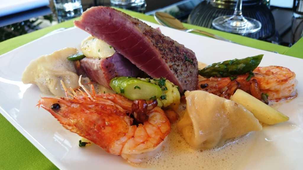 perfekter Thunfisch - perfekte Begleiter