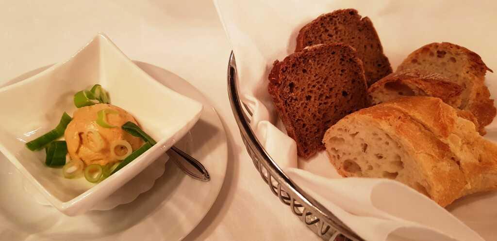 Spundekäs und tolles Brot