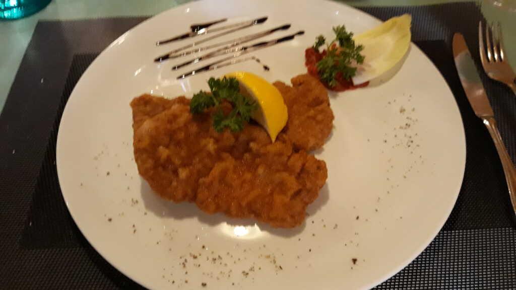 Original Wiener Schnitzel vom Kalb
