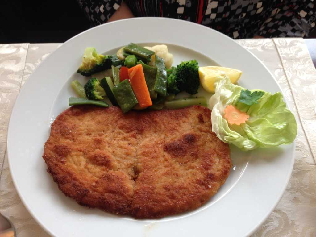 Schnitzel nach Wiener Art