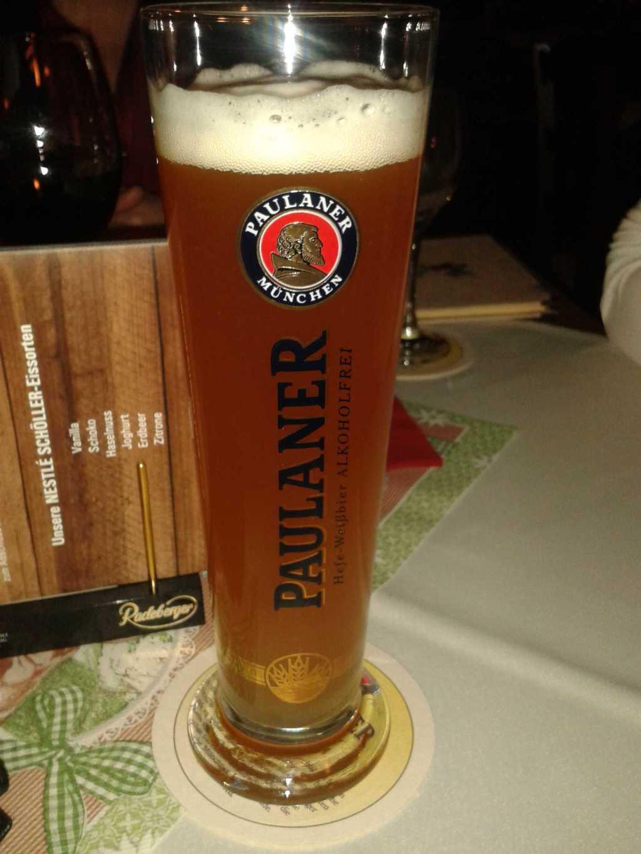 alkoholfreies 0,5ér Paulaner Hefe Weißbier für 3,90 €
