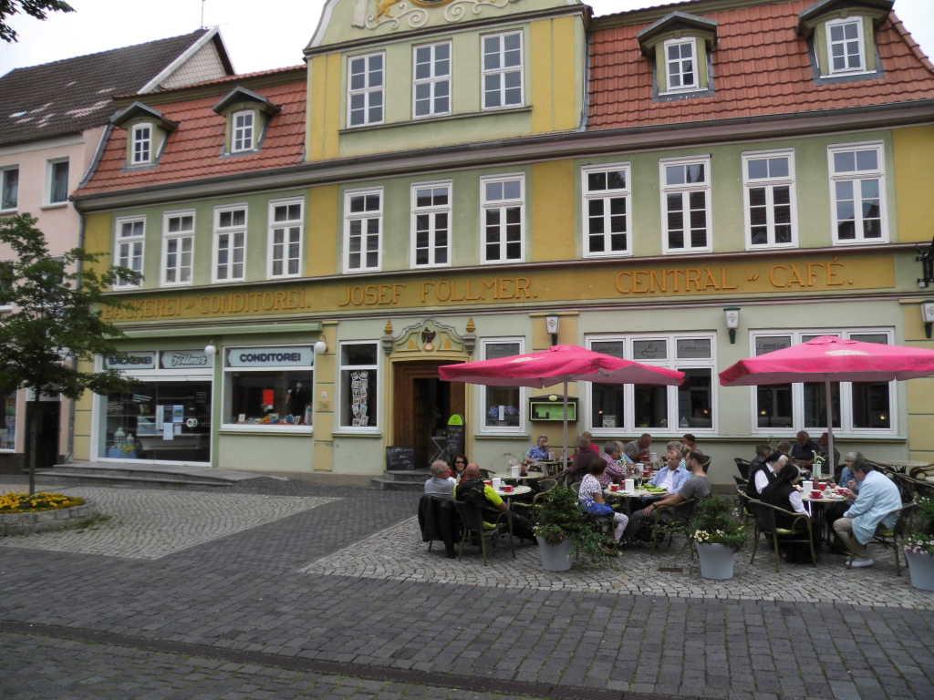 Central Cafe Heilbad Heiligenstadt