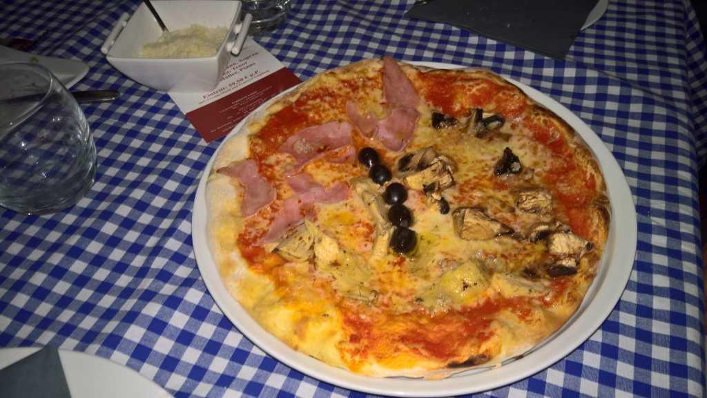 Pizza 7,50 €