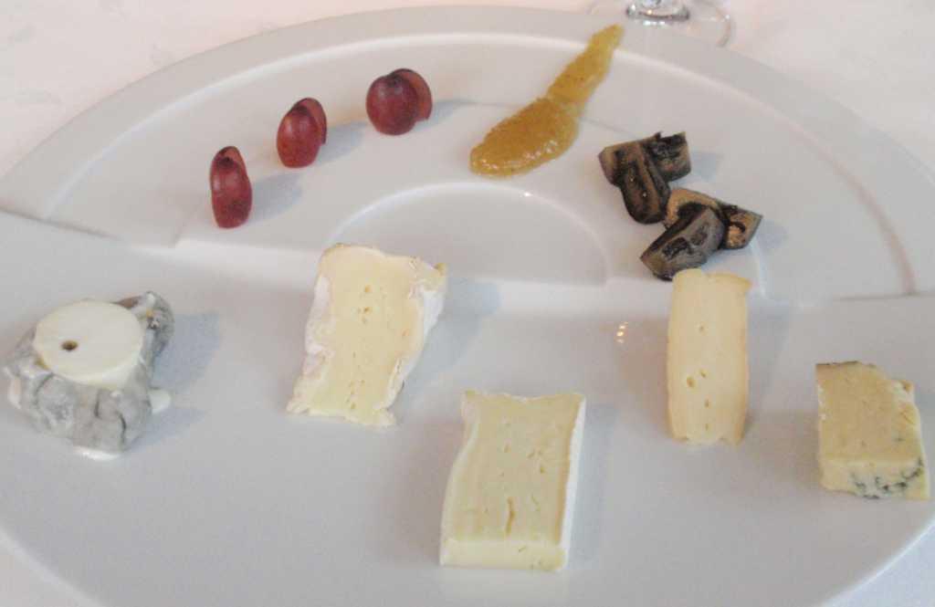 Gang 4 - Käse-Auswahl