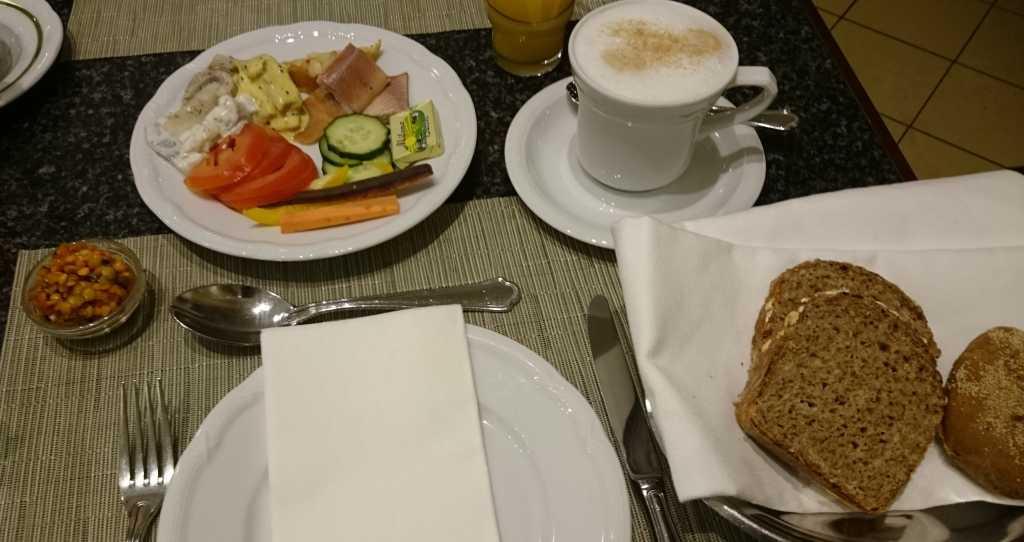 meine Frühstückvariation