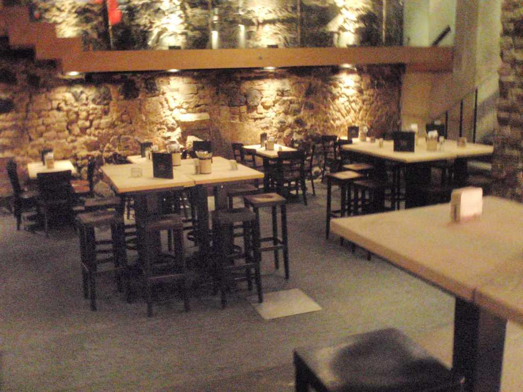 Kellersaal im Gilden im Zims