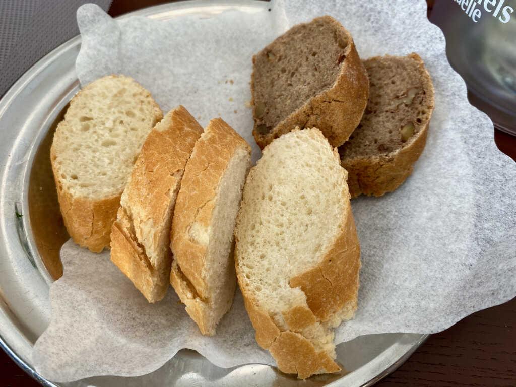 Brot zur Französischen Käseauswahl