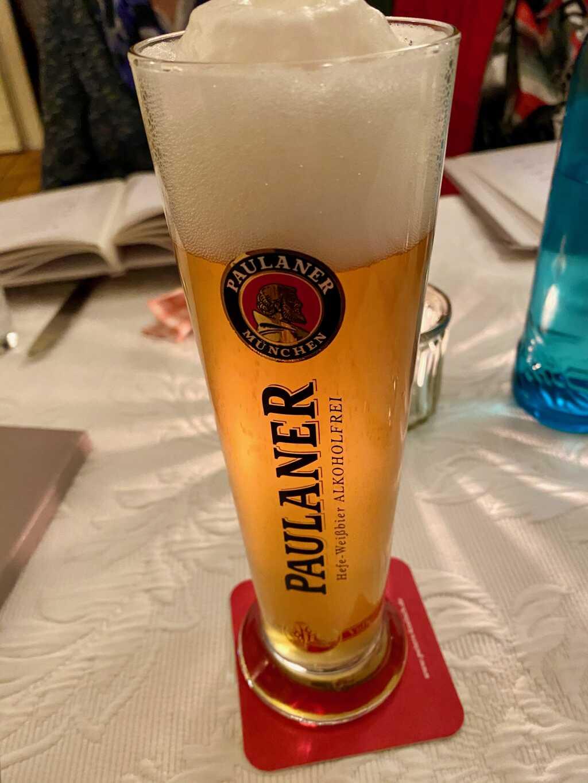 Alkoholfreies Paulaner Hefeweizen