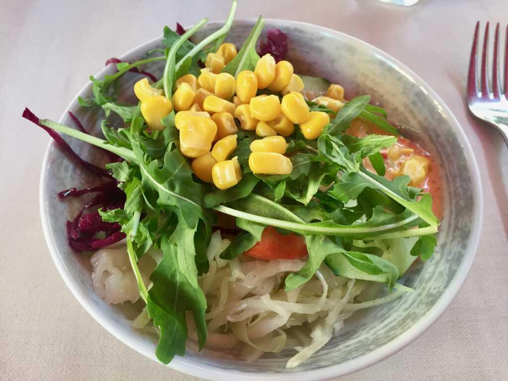 Salat vom Buffet I