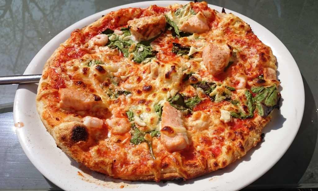 Pizza Pesce