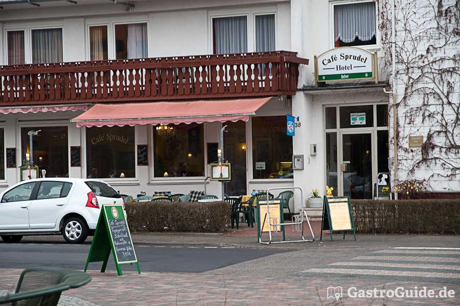 cafe sprudel restaurant cafe hotel in 63628 bad soden salm nster. Black Bedroom Furniture Sets. Home Design Ideas