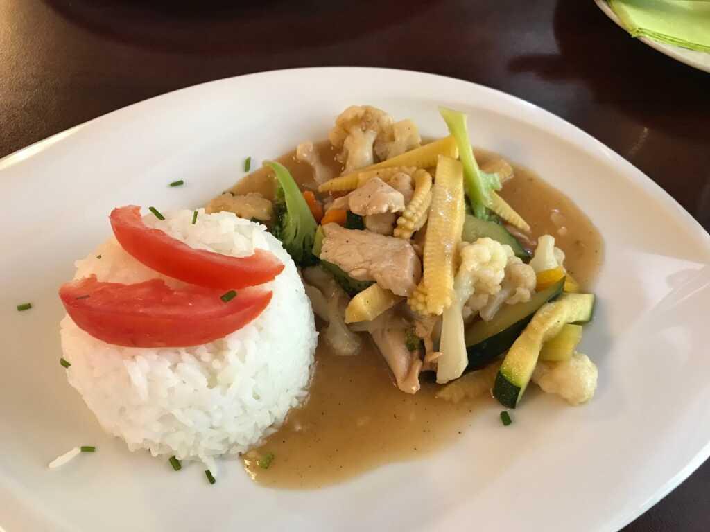 Thaiküche für Farangs