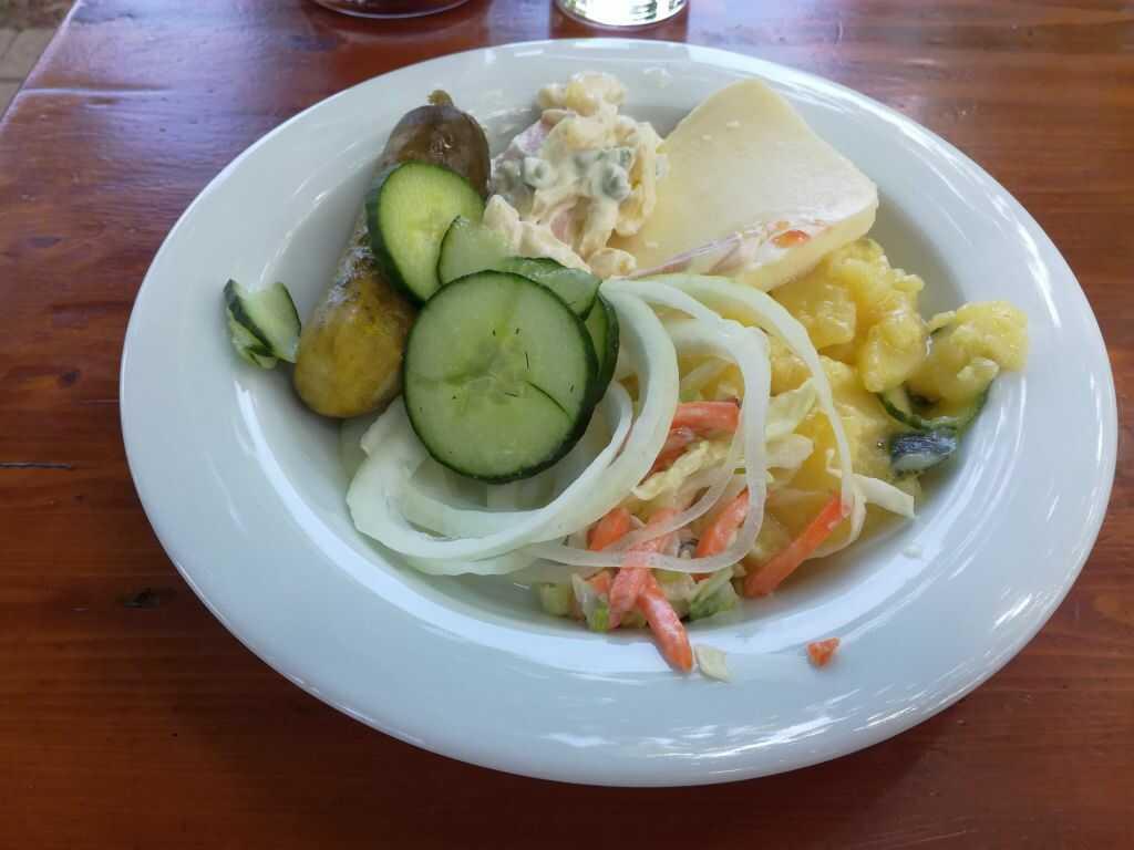Lecker Salat für nur 6,22€