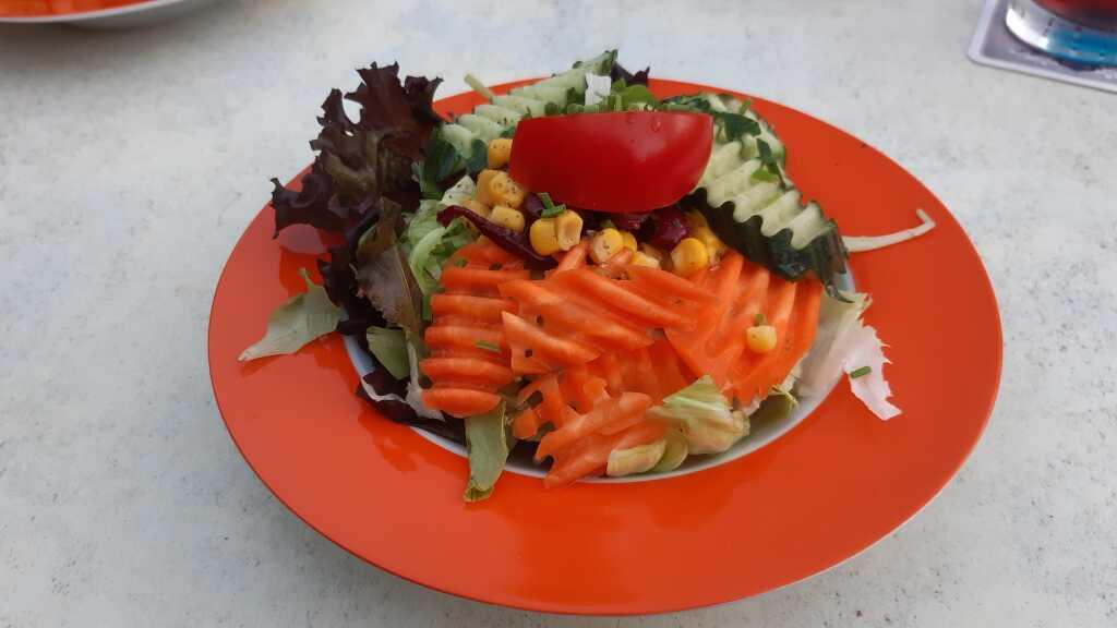 Wenn schon Salat, dann so