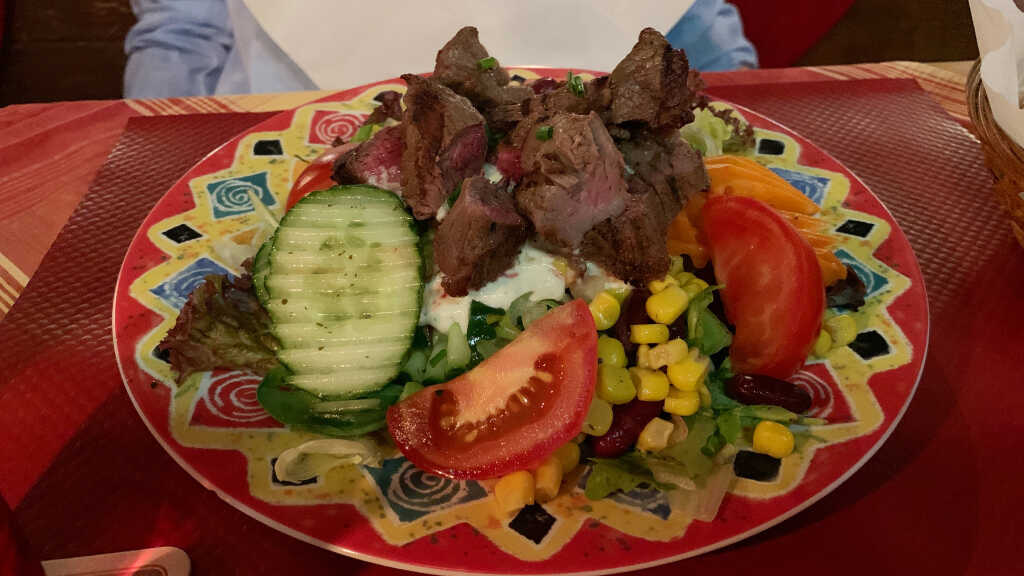 Texas Salat