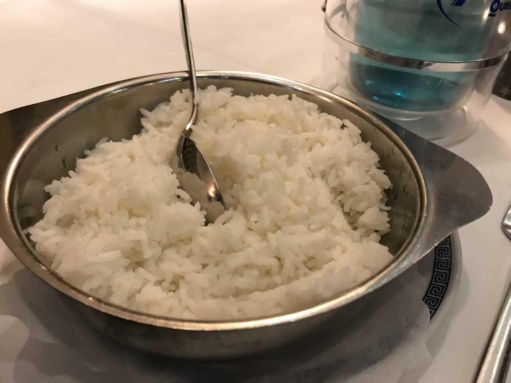 Beilage Reis (Klebereis)