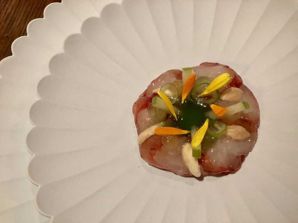 Roter Gamberoni  | Japanischer Shishitopepper | Räuchermandel | Zitrus