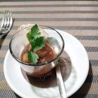 Foto zu Landhotel Steiner: Gruß aus der Küche - Gulaschsuppe
