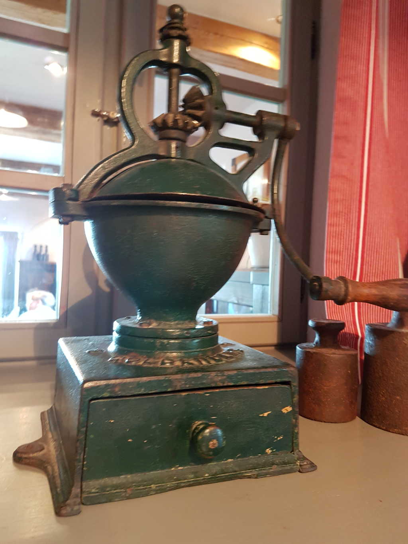alte Kaffeemühle