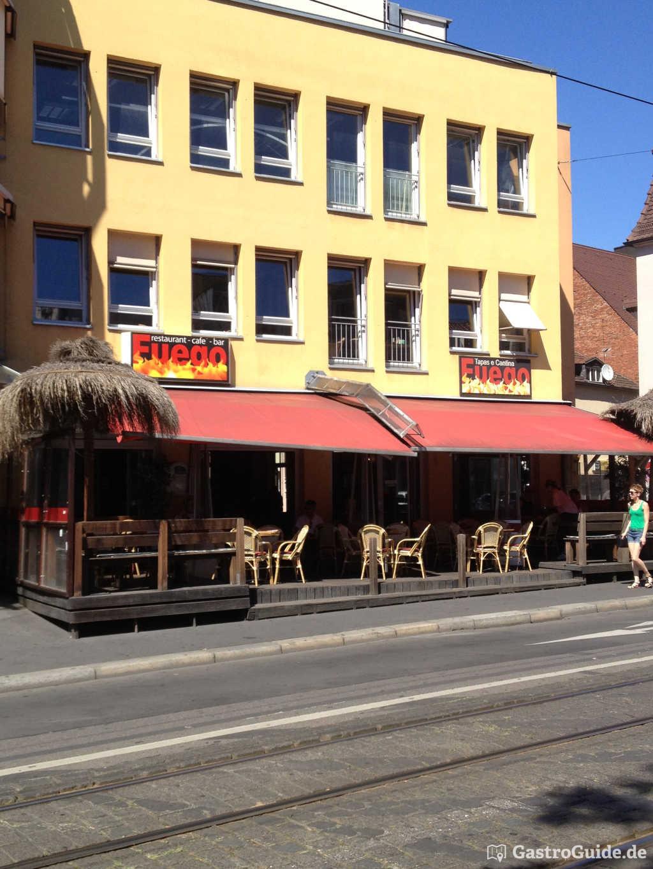 fuego restaurant in 97070 w rzburg. Black Bedroom Furniture Sets. Home Design Ideas