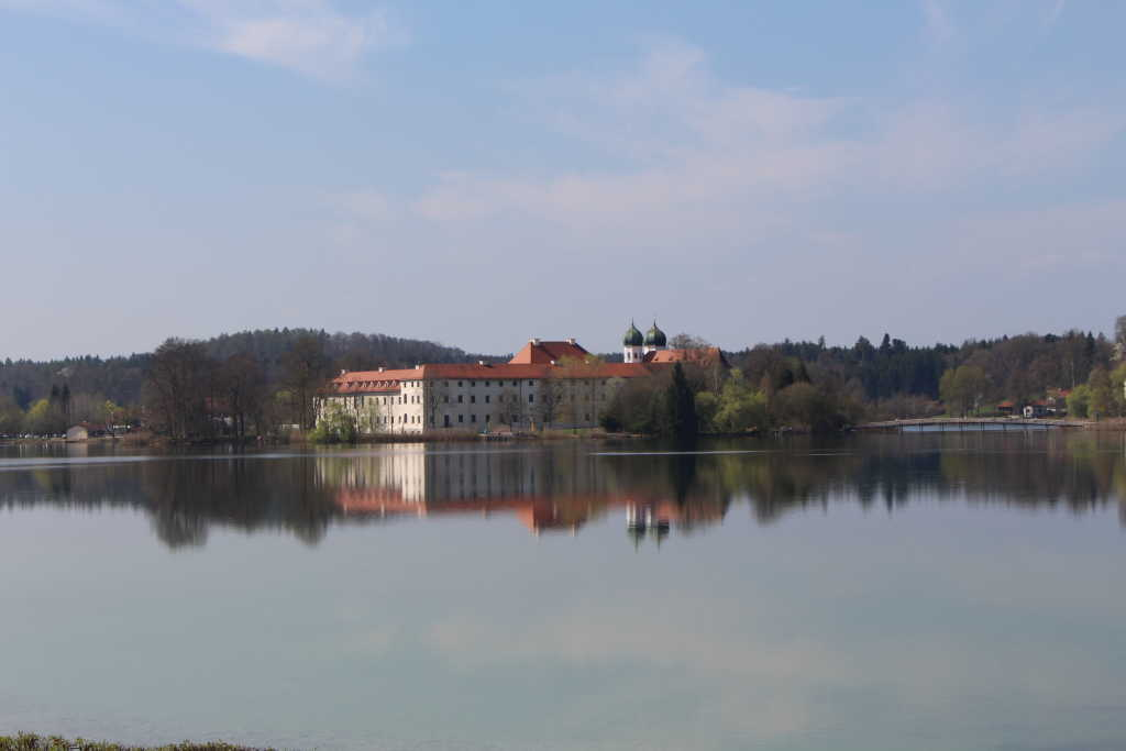 Kloster Seeon am Klostersee