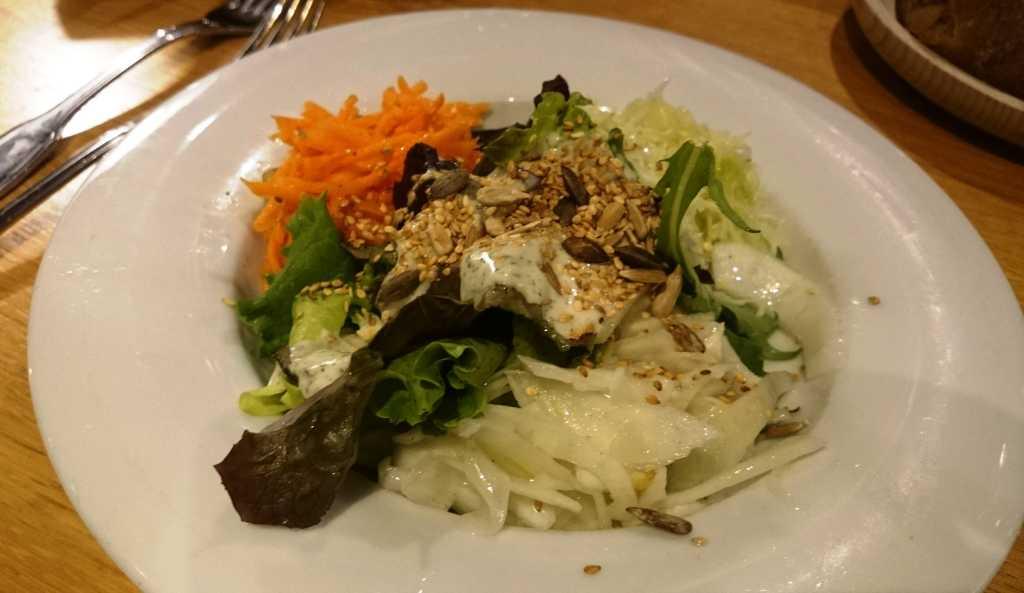 Stübers Salatteller