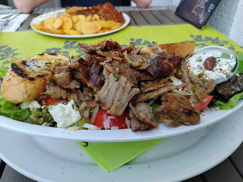 Haus Salat