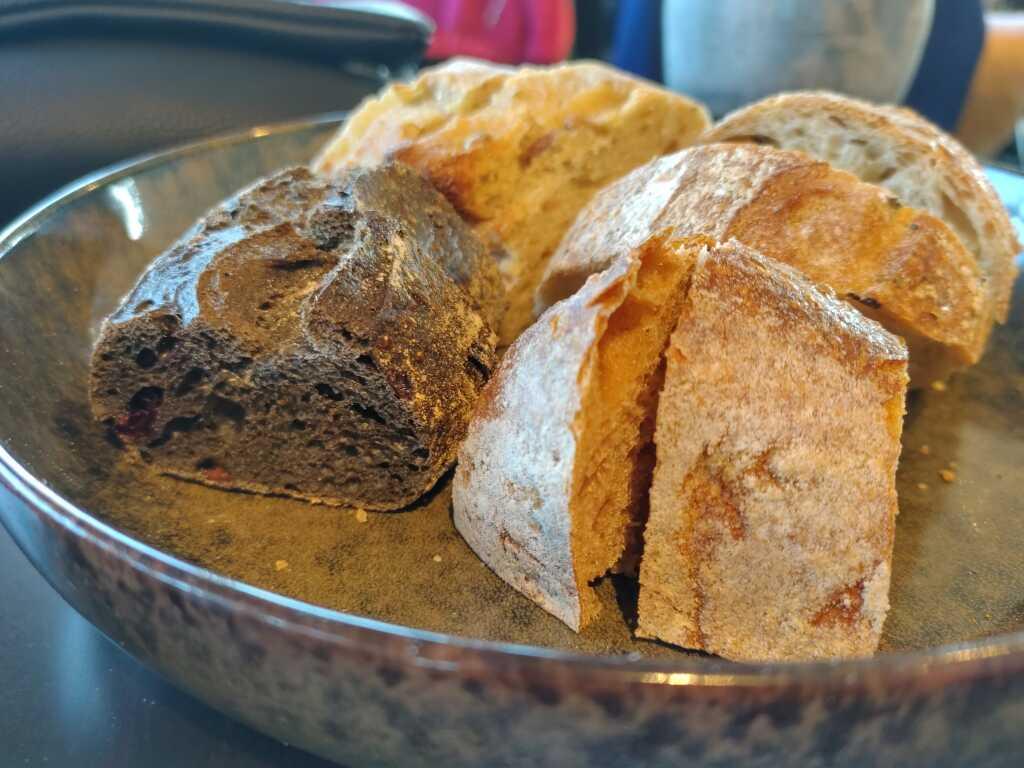 krasses Brot