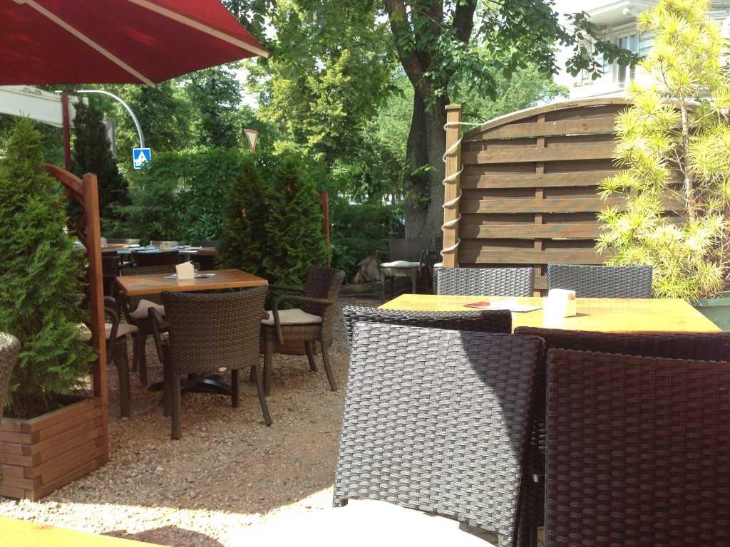 Biergarten Restaurant Schlossgarten