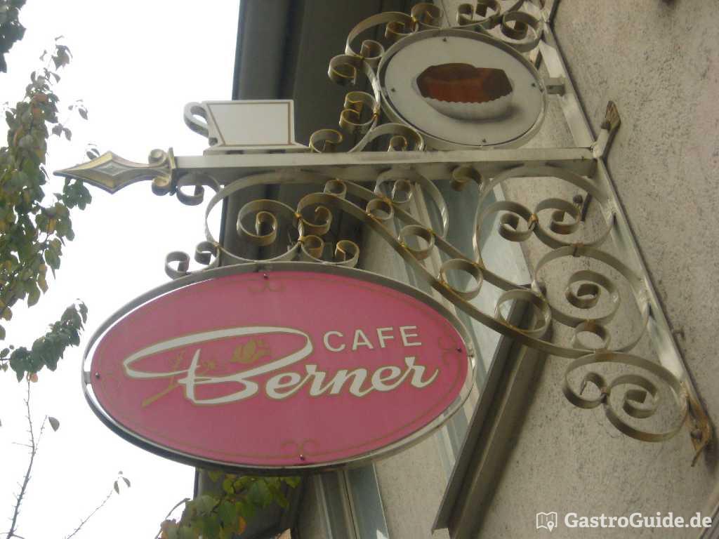 Konditorei Cafe Berner