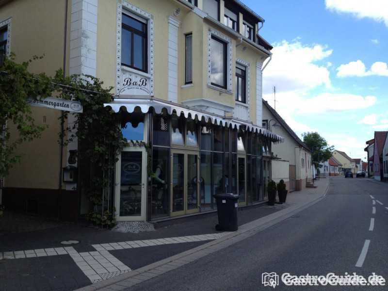caf bistro am brunnen bistro cafe cafebar biergarten in 68794 oberhausen rheinhausen. Black Bedroom Furniture Sets. Home Design Ideas