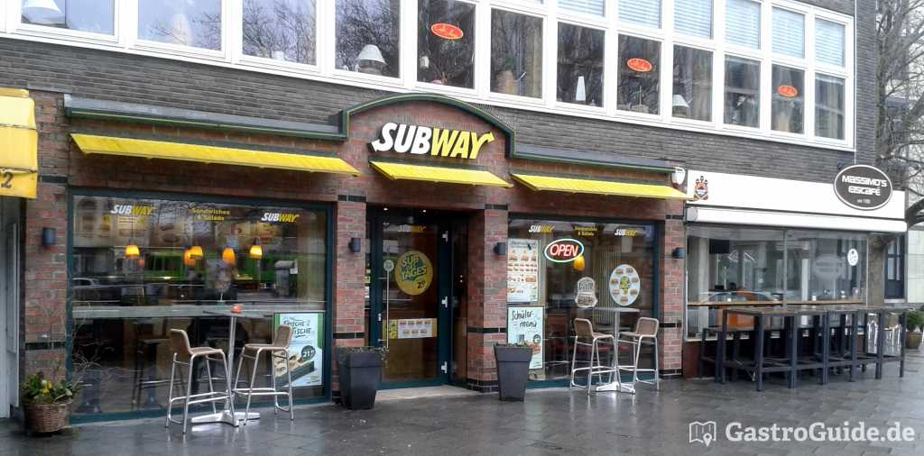 subway schnellrestaurant in 30159 hannover mitte. Black Bedroom Furniture Sets. Home Design Ideas
