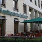 Foto zu Hopfingerbräu im Palais: Gastgarten