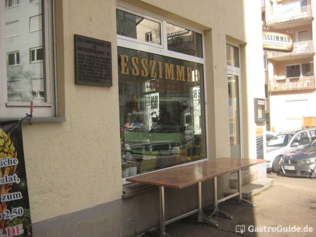 esszimmer restaurant in 70182 stuttgart. Black Bedroom Furniture Sets. Home Design Ideas