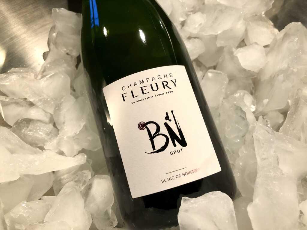 Champagne Fleury Blanc de Noirs