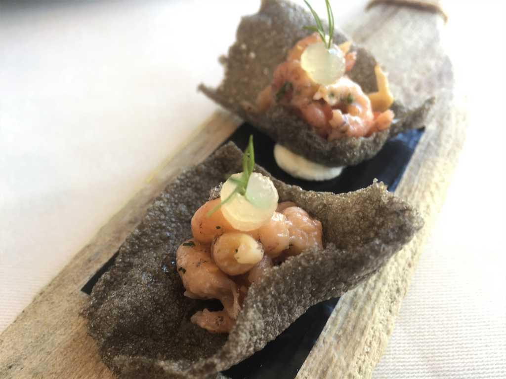 Snack #1 - Krabbensalat
