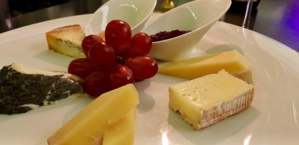 Käse aus der Fromagerie Olivier