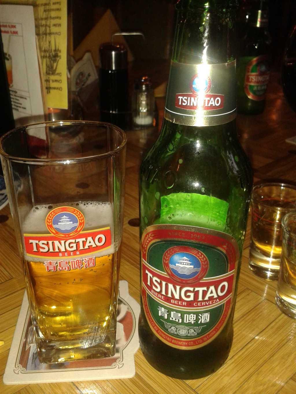 das obligatorische Tsingtao