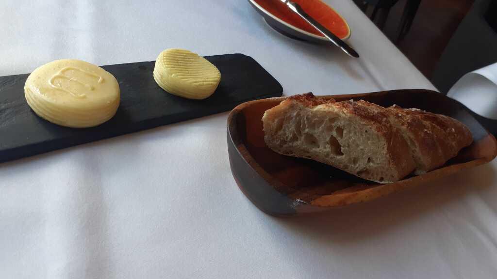 Brot und Butter hilft dem Vadder uff die Mudder