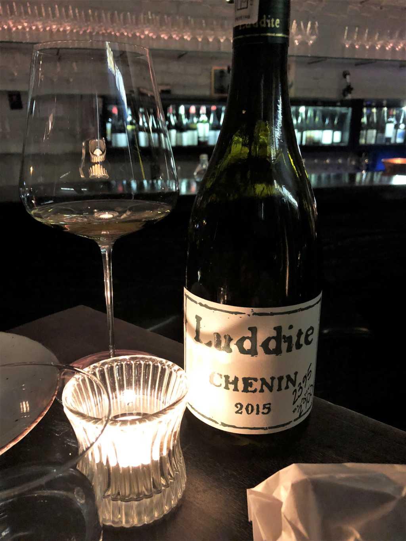 2015 Chenin Blanc, Luddite