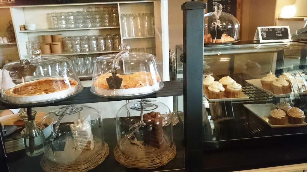 Torten, Kuchen, Tartes und Muffins