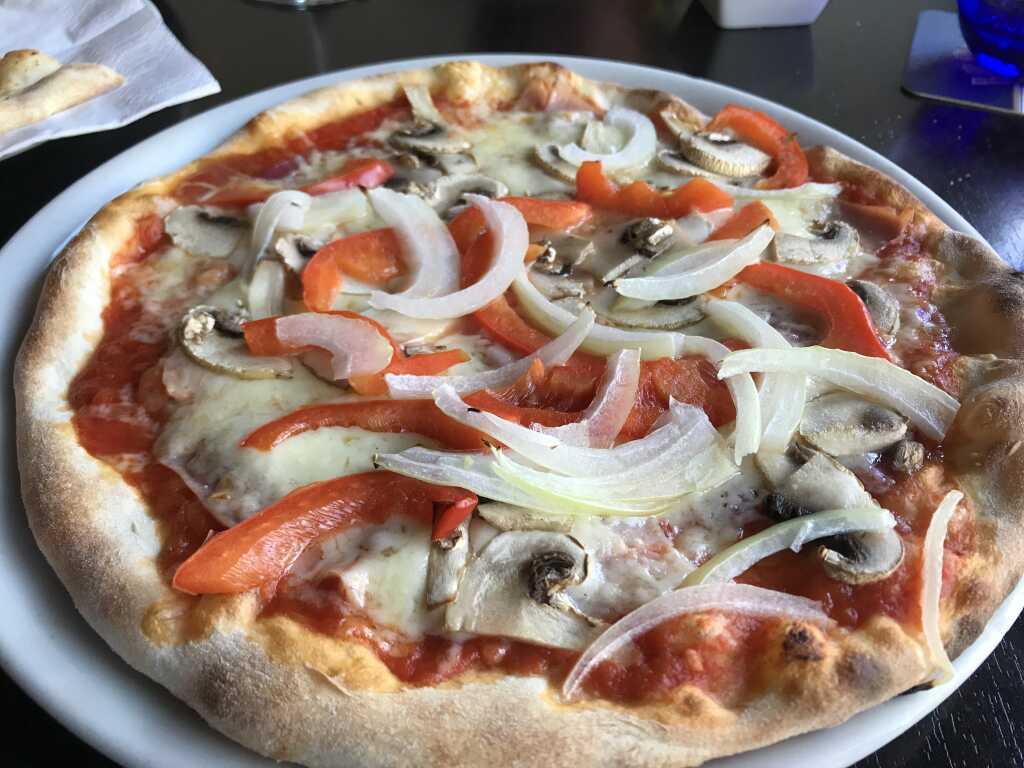 die kleine Pizza