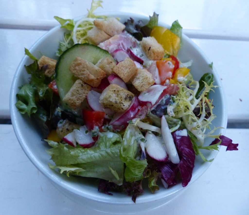 bunter Beilagensalat