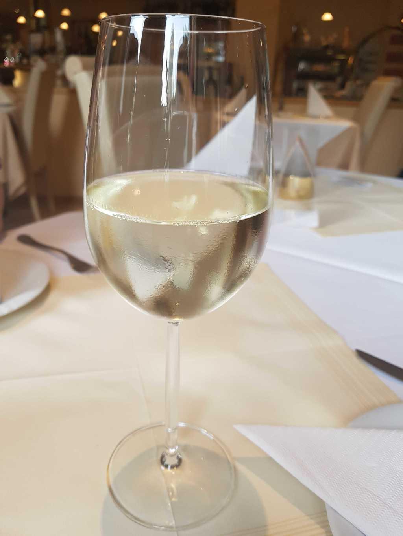 Weinschorle für 4,50 €