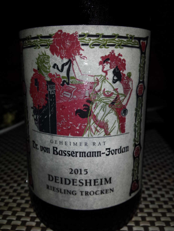 Riesling Deidesheim