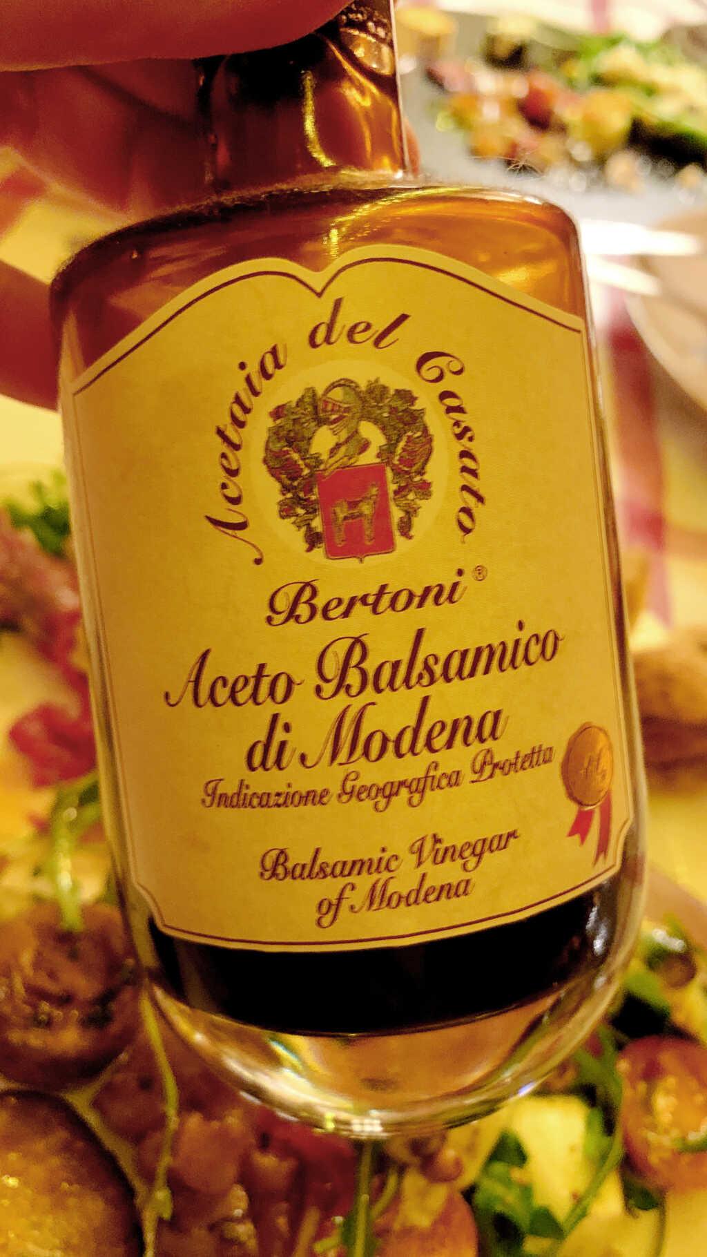 Seit Jahren mein liebster Aceto Balsamico...