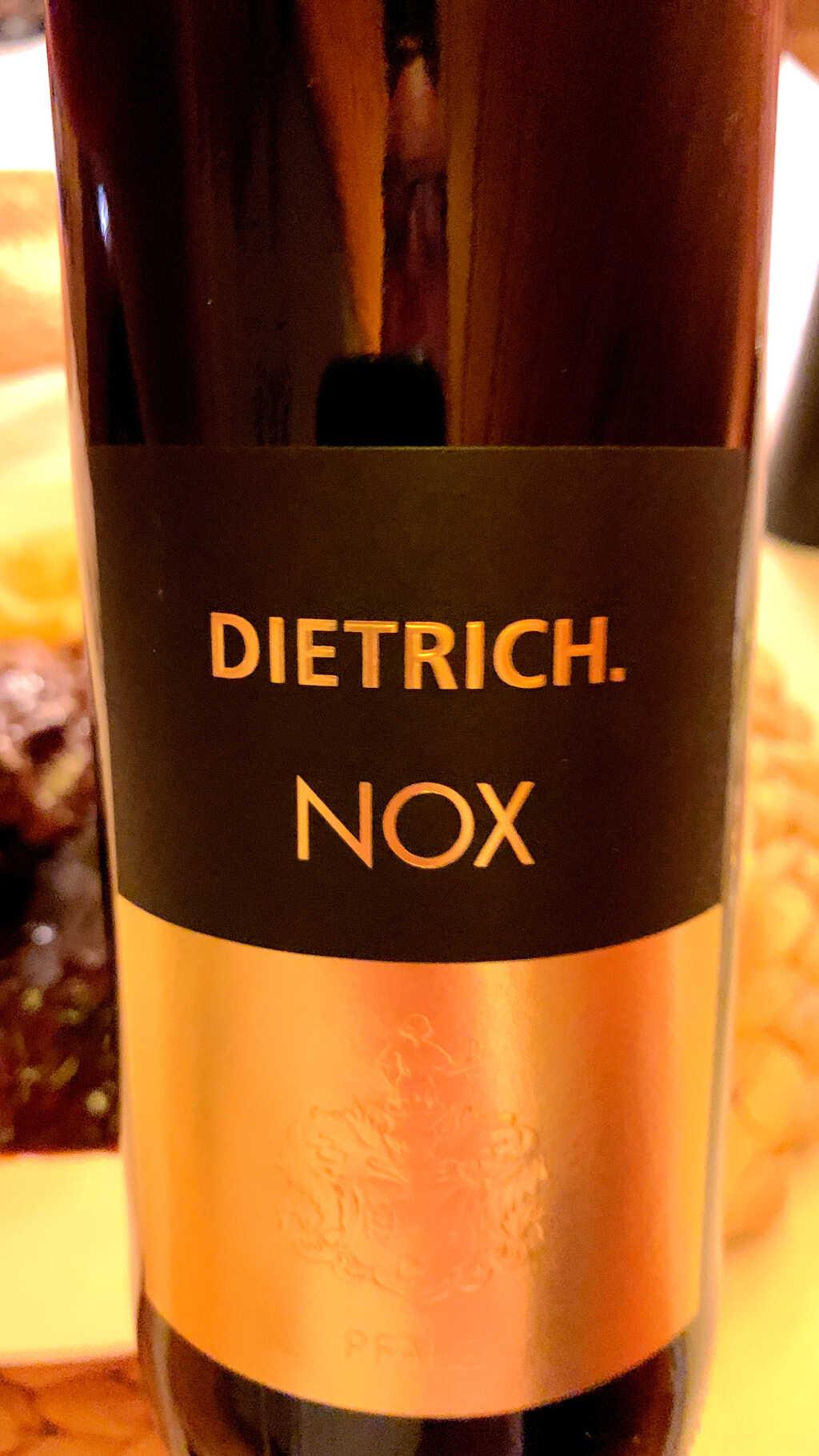 2018 Dietrich Nox