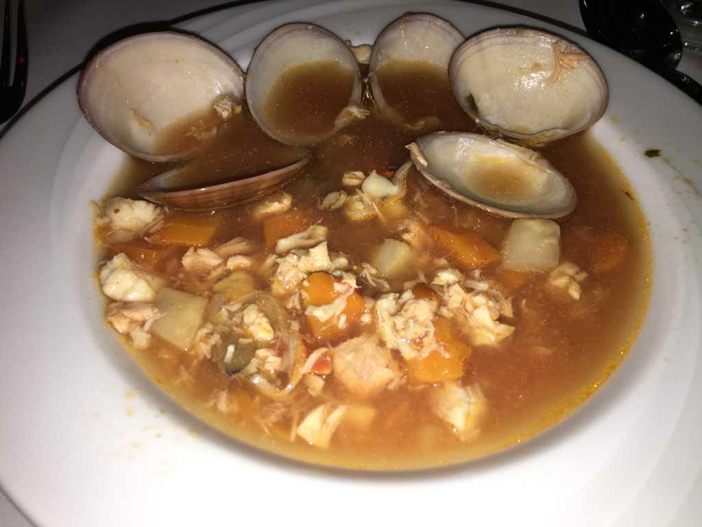 Toskanische Fischsuppe