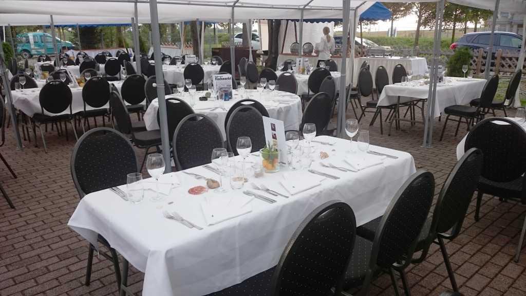 Open-Air-Event: Mediterraner Fischmarkt